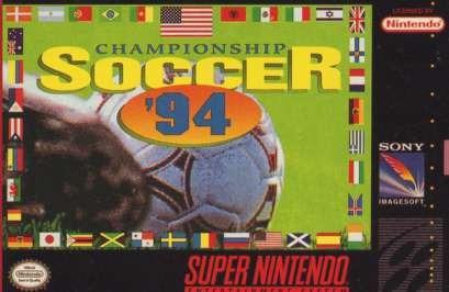 Championship Soccer 94