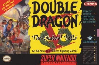 Double Dragon V 5