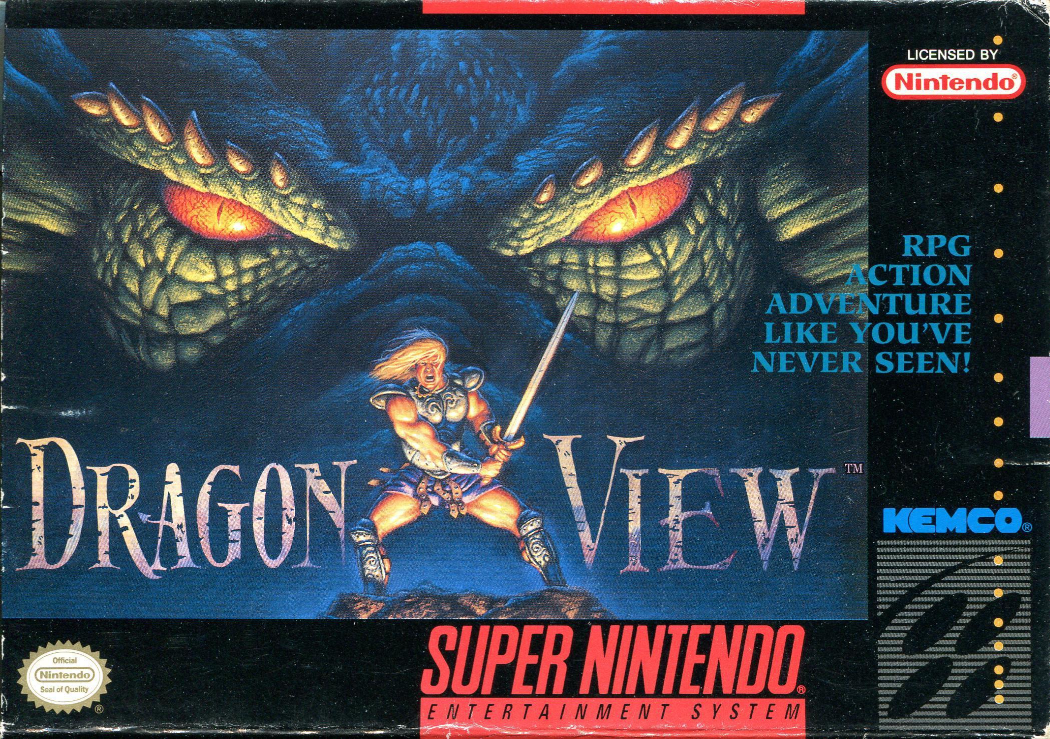 Dragon View: Drakkhen 2