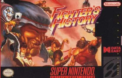 Fighters History