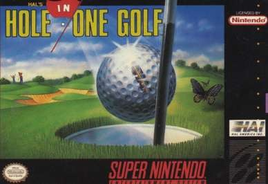Hals Hole In One Golf