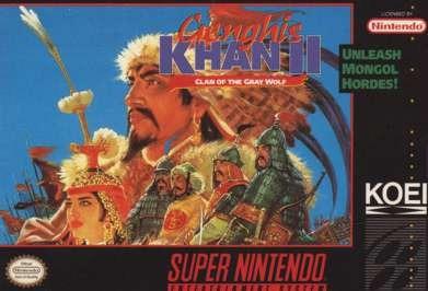 Genghis Khan II 2
