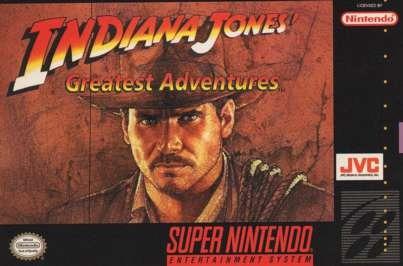 Indiana Jones Greatest