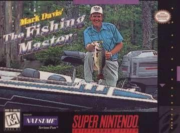Mark Davis The Fishing Master