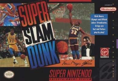 Magic Johnsons Super Slam