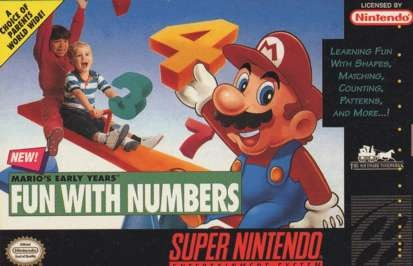 Marios Early Years Fun With