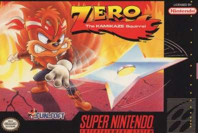 Zero: The Kamikaze Squirrel