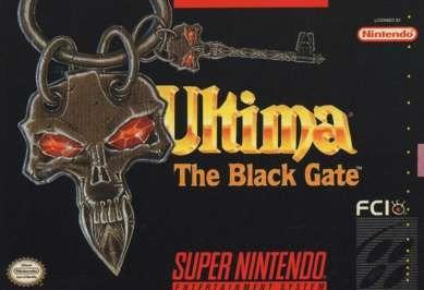 Ultima VII 7: The Black Gate
