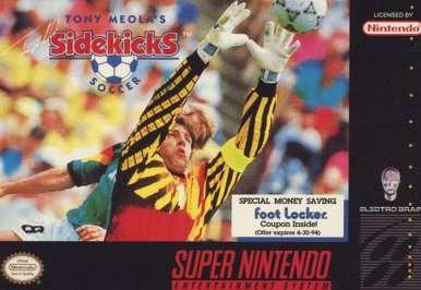 Tony Meolas Sidekicks Soccer