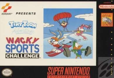 Tiny Toon Adventures: Wacky