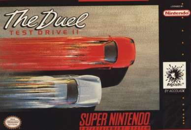 Test Drive II 2: The Duel