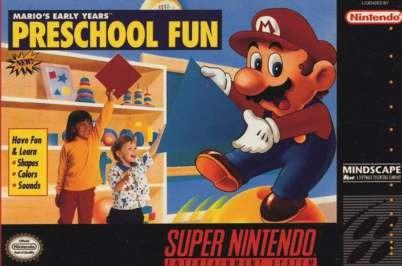 Marios Early Years Pre-School
