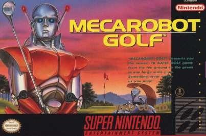 Mecarobot Golf
