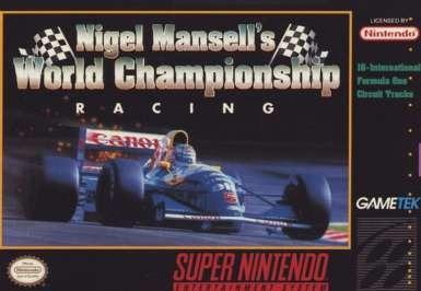 Nigel Mansells World