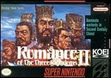Romance Three Kingdoms II 2