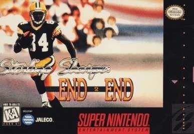 Sterling Sharpes End 2 End