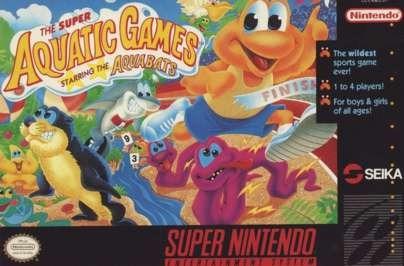 Super Aquatic Games