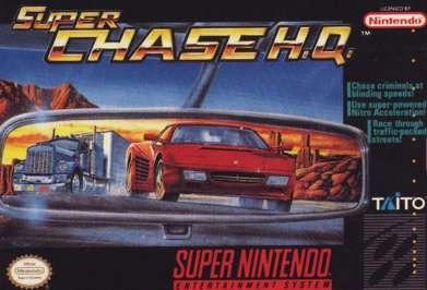Super Chase HQ