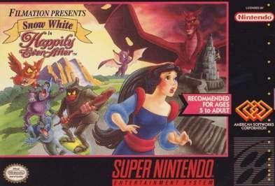 Disneys Snow White