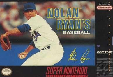Nolan Ryans Baseball