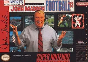 John Madden Football 93