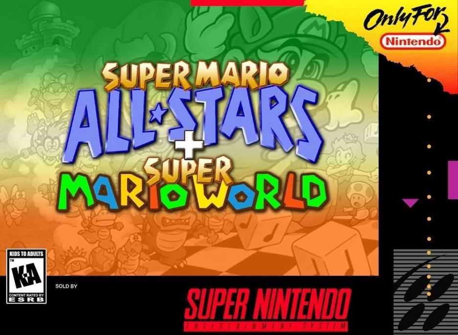 Super Mario All-Stars & World