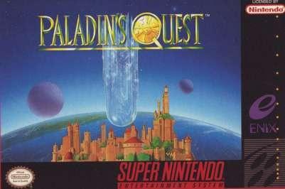 Paladins Quest