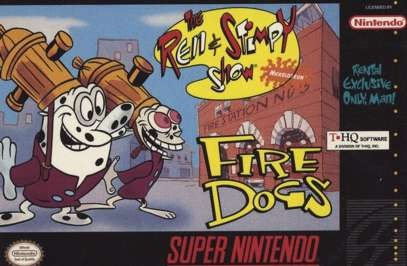 Ren & Stimpy Show: Fire Dogs