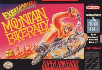 Exertainment Mountain Bike