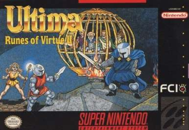 Ultima: Runes of Virtue 2