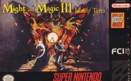 Might and Magic III 3