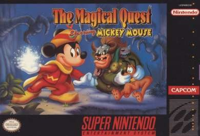 Magical Quest, The