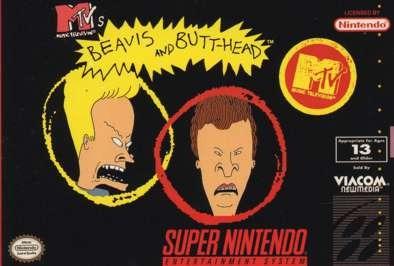 MTVs Beavis & Butt-Head