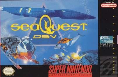 Sea Quest DSV