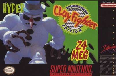 Clayfighter Tournament Edition