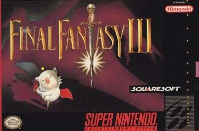 Final Fantasy III 3