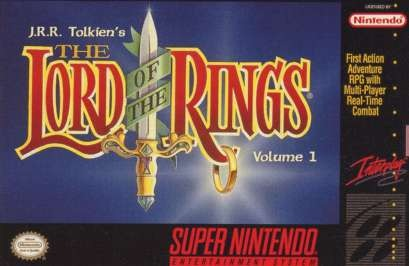 Lord of the Rings Vol. 1