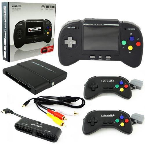 Retro Duo Portable Console