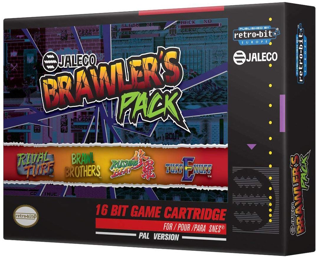 Jaleco Brawlers Pack