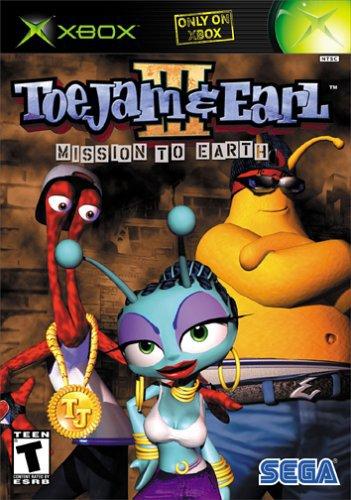 ToeJam & Earl 3