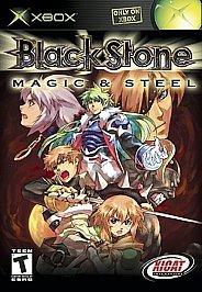 Black Stone: Magic and Steel