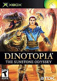 Dinotopia: Sunstone Odyssey