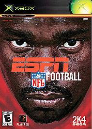 ESPN NFL 2K4