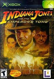 Indiana Jones: Emperors Tomb