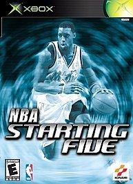 NBA Starting Five