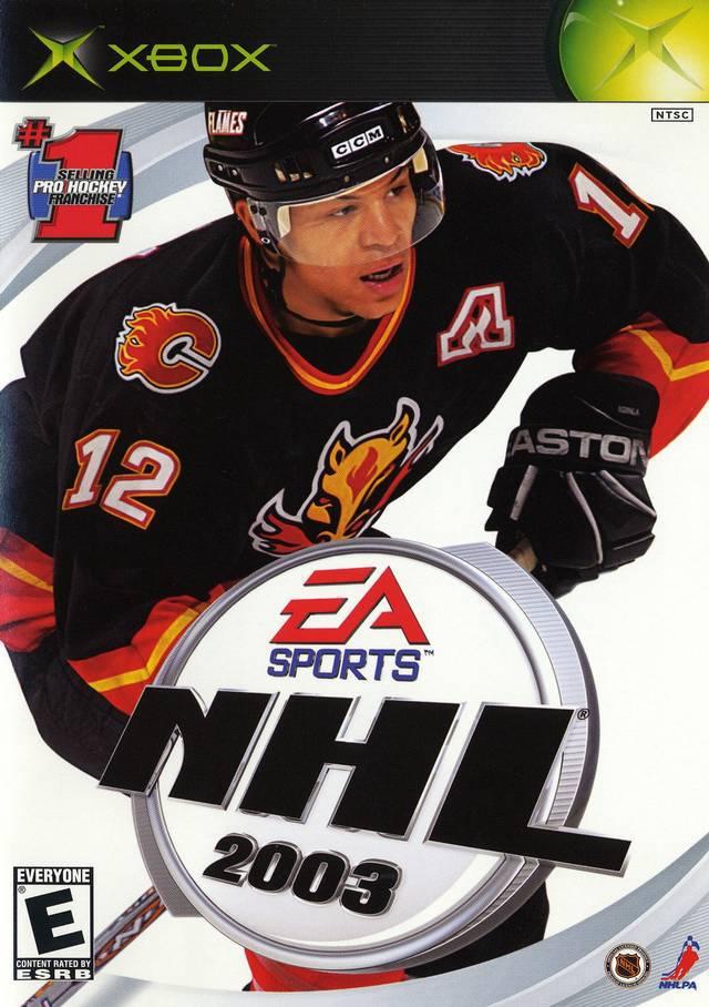 NHL 2003 03