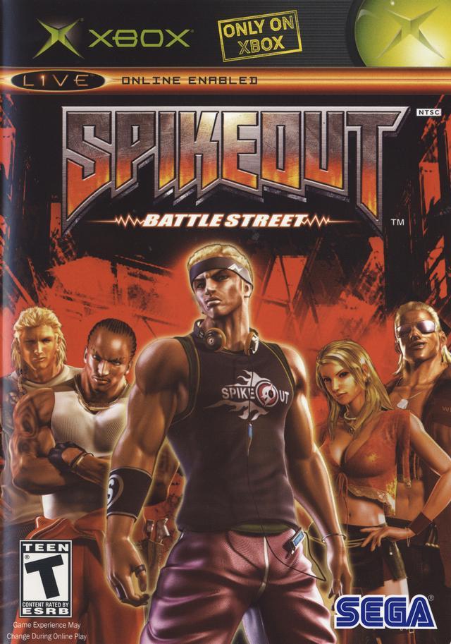 Spikeout: Battle Street