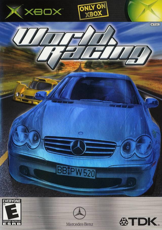 Mercedes Benz World Racing