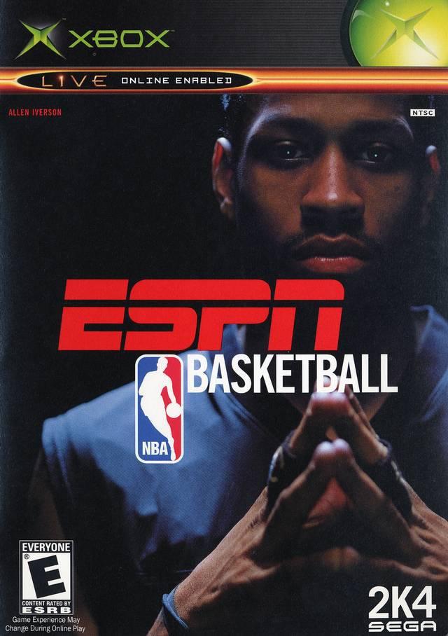 ESPN NBA 2K4