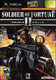 Soldier of Fortune II 2